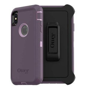 OtterBox Defender IPhone XS Max - Purple Nebula